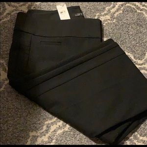Women's LOFT Marisa Straight Leg Trousers 12 NWT